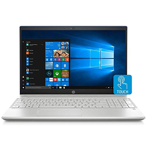 HP Pavilion 15.6' FHD IPS Touchscreen Premium Laptop, Intel Quad Core i7-8550U Processor up to 4.0 GHz, 32GB Memory, 2TB HDD, Backlit Keyboard, USB-C, B&O Play, WiFi, HDMI, Windows 10