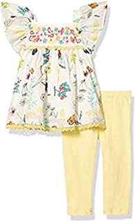 Girls' Baby and Toddler Layette Set