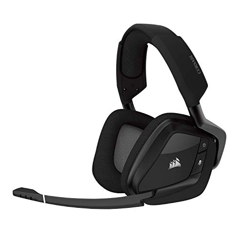 Corsair VOID PRO Wireless RGB, Auriculares Gaming (Pc, Dolby 7.1), Inalámbrico,...