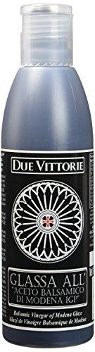 DUE VITTORIE Crème de Vinaigre Balsamique Glaze 250 g