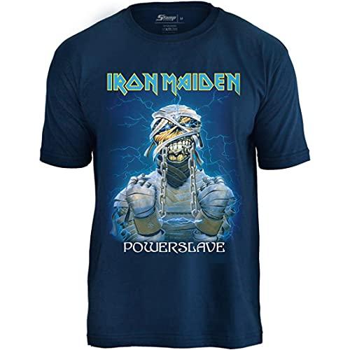 Camiseta Iron Maiden Powerslave
