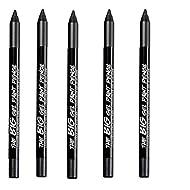 5 x Avon Mark Big Gel Paint Pencil Eyeliner – Blackout – replaces Avon's Supershock Gel Eyeliner