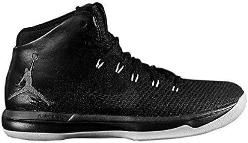 Nike - Jordan XXXI - 845037010 - Farbe  Schwarz- Größe  40 EU