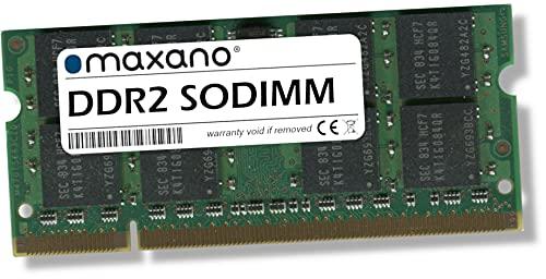 Memoria RAM da 2 GB (1 x 2 GB) per Asus Eee PC 10  1005HA DDR2 800MHz (PC2-6400S) SO Dimm