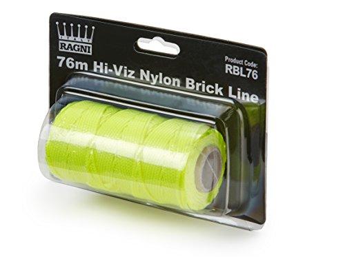 RAGNI RBL76Y High Visibility Nylon Brick L