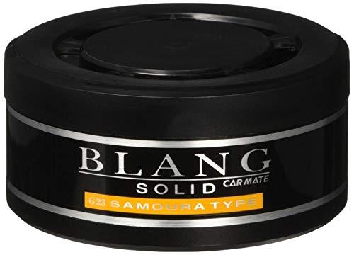 カーメイト ブラング 芳香消臭剤 ソリッド詰替 3個セット サムラタイプ G23T