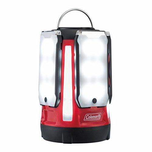 【Amazon.co.jp 限定】Coleman(コールマン) ランタン クアッドマルチパネルランタン LED 乾電池式 約800ル...