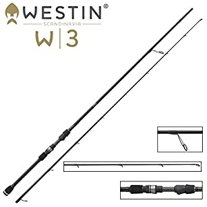 Westin W3 Finesse T&C Rod – Texas and Carolina Spinning