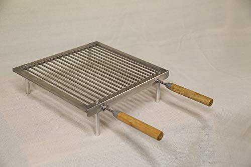 Stainless Tuscan Grill