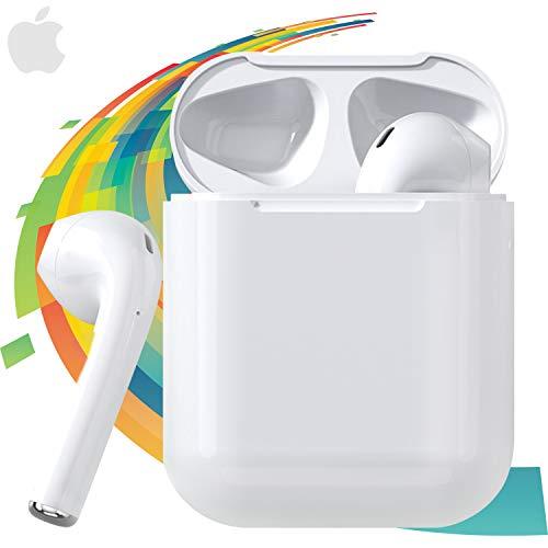 Bluetooth-Kopfhörer,kabellose Touch-Kopfhörer HiFi-Kopfhörer In-Ear-Kopfhörer Rauschunterdrückungskopfhörer,Für Apple Airpods Android/iPhone/Samsung