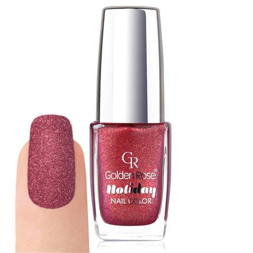 Golden Rose Holiday - Vernis à ongles sablé - Collection d'été couleur 59 - 11,3 ml