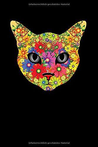 Meine Katze Notizbücher: A5 Punktraster Notizbuch für Katzen und Haustierfreunde, Geschenk zum Jahrestag, Valentinstag, Hochzeitstag oder Weihnachten