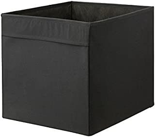 IKEA Foldable Storage Box, Black