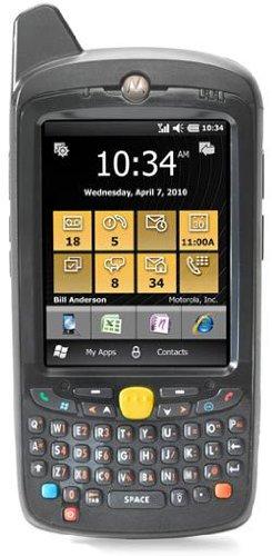 "Zebra MC65 3.5"" 640 x 480Pixel Touch screen 359g Nero computer palmare"