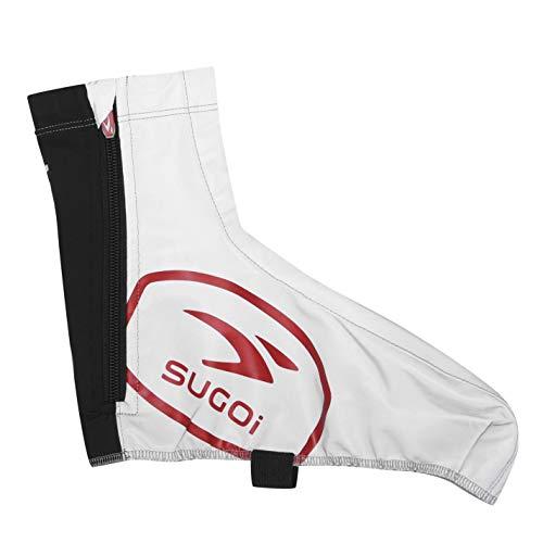 Sugoi Zap - Cubrezapatillas de ciclismo para mujer, Mujer, gris, medium