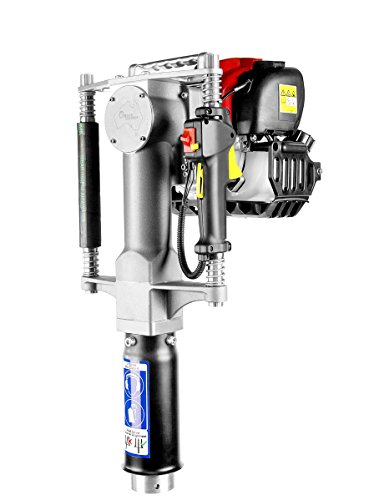 REDI-DRIVER BOSS Gas Powered Post Driver/The Original/NO Compressor/NO Hoses/NO Hassle!/ Industry Leading 3 Year Warranty