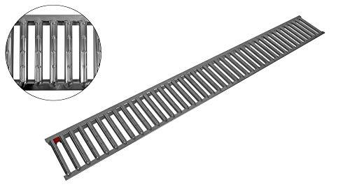 ACO Self® Stegrost Edelstahl elektropoliert 100 cm (Länge)