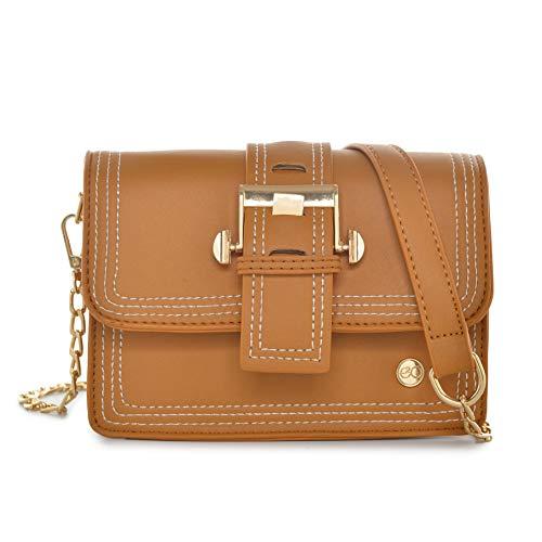 E2O Women's Sling Bag (Yellow)
