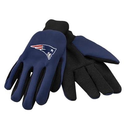 NFL New England Patriots Work Gloves