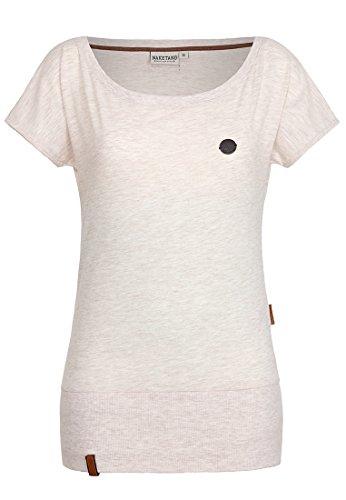 Naketano Damen Fashion Shirt kurz Wolle VII T-Shirt