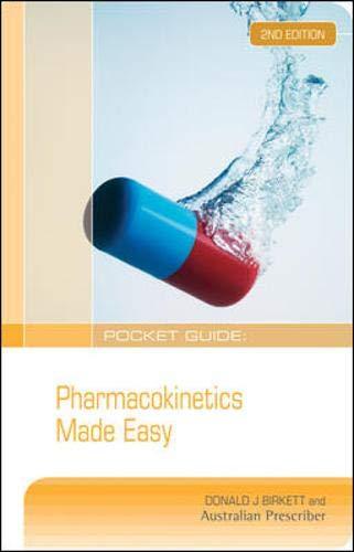 Pocket Guide: Pharmacokinetics Made Easy (Pocket Guides)