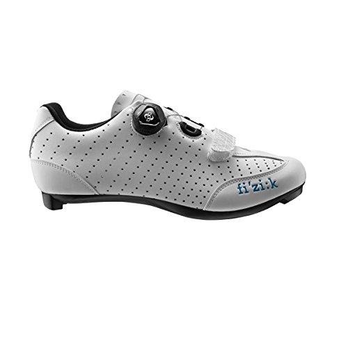 Fizik R3B Rennradschuhe Damen weiß/türkis Größe 40 2017 Spinning-Schuhe MTB-Shhuhe