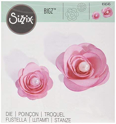 Sizzix Bigz Die - Flowers, 3-D by Beth Reames by Ellison
