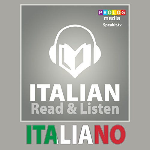 Italian Phrase Book audiobook cover art