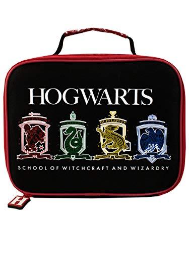 Harry Potter Kinder Lunchpaket schwarz