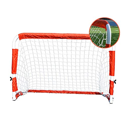 ZJM Perfect Soccer Goal for Toddlers, Easy to Assemble and Move Around...