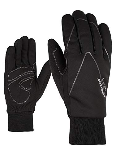 Ziener Erwachsene UNICO glove crosscountry Langlauf/Outdoor/Funktions-handschuhe, black, 11