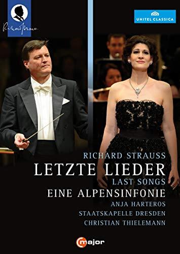 Richard Strauss: Letzte Lieder / Eine Alpensinfonie [DVD]