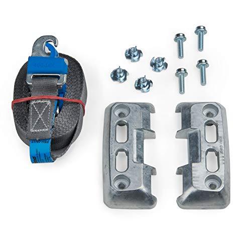Bosch Sortimo L-BOXX Halter ProSafe VPE2 + 1,4m Prosafe Zurrgurt | Lbox Halterung & Klemmschlossgurt | Ideal als Spanngurt für Autotransport