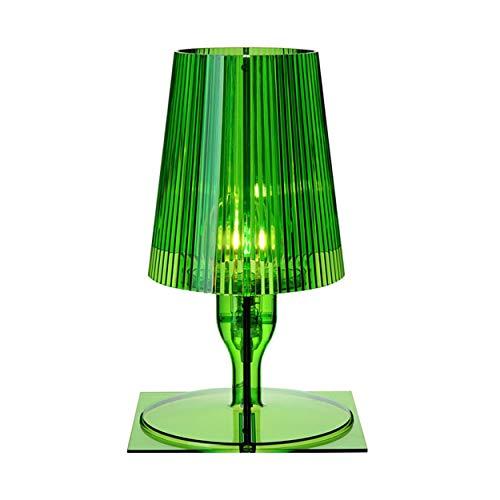 Kartell 9050Q1 bedlampje Take, groen