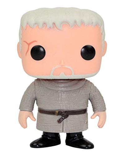 Game of Thrones - Hodor, figura de juguete de Juego De Tronos (Funko Pop! FK3872)