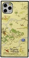 イングレム iPhone 11 Pro Max ケース, カバー ディズニー 耐衝撃 ストラップ ホール付き ハイブリッドケース KAKU /くまのプーさん_33 IQ-DP22K3TB/PO012