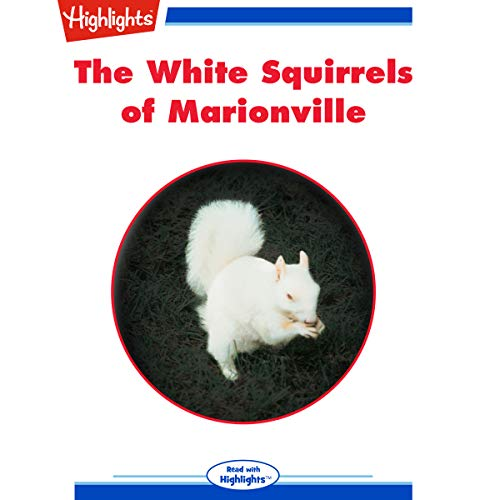 The White Squirrels of Marionville copertina