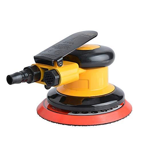 5-inch Disc Pneumatische polijstmachine, 125mm Pneumatische schuren machine Handje