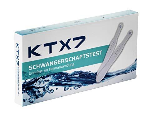 5x KTX7® Schwangerschaftstest S2