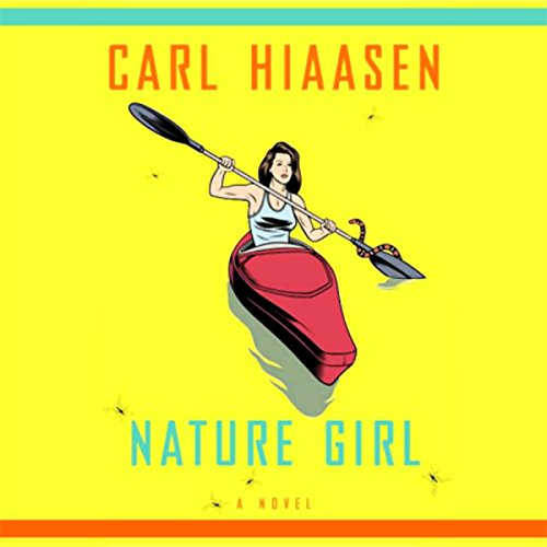 Nature Girl audiobook cover art