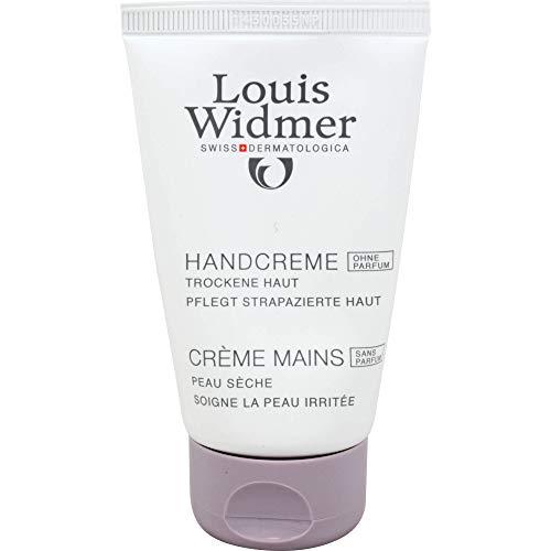 Louis Widmer Handcreme unparfümiert, 50 ml Creme