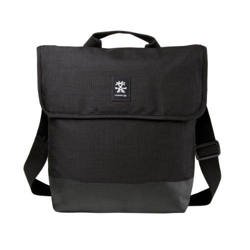 Crumpler PSST-001 Private Surprise Sling Case für Apple iPad 2/3/4 schwarz