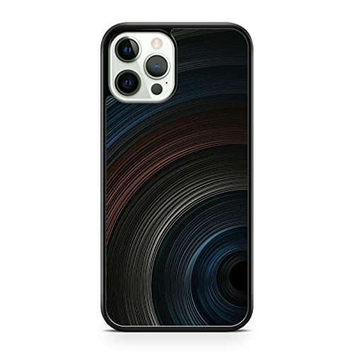 Carcasa para iPhone 5S, diseño de espirales, con diseño de fantasía, diseño artístico