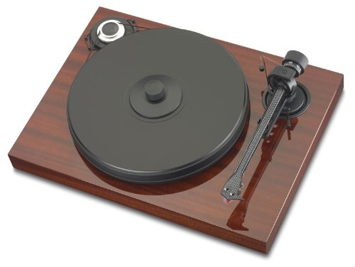 Pro-Ject Xperience Classic Plattenspieler (Tonabnehmer High-Output MC Sumiko Blue Point No. 2) Mahagoni