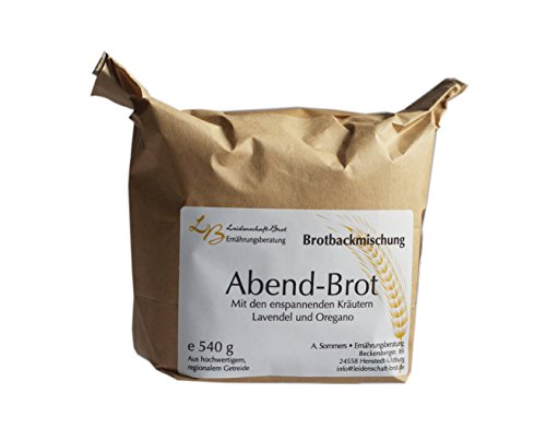 Abend-Brot Backmischung