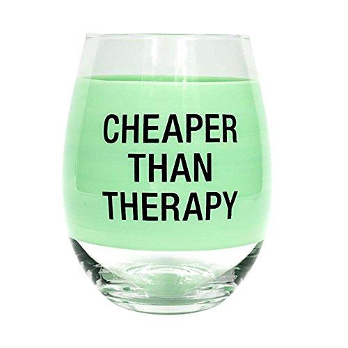 About Face Designs 188261 moins cher que Thérapie par le verre de vin