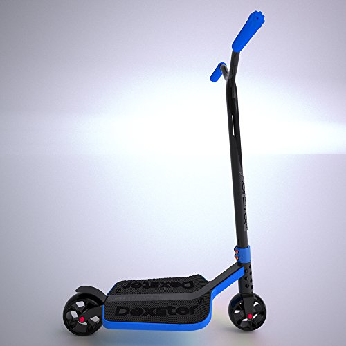 EzyRoller Dexster Tretroller blau