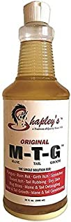 Shapley's Original M-T-G Mane Tail Groom Horse Solution - 32 oz