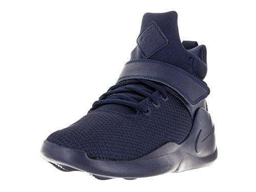 Nike Nike Jungen Kwazi (GS) Basketballschuhe Azul Midnight Navy, 37.5 EU