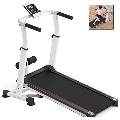 ZQY Multifunctionele Folding Treadmill Huishoudmachines Mute Mini Indoor kleine eenvoudige fitnessapparaten
